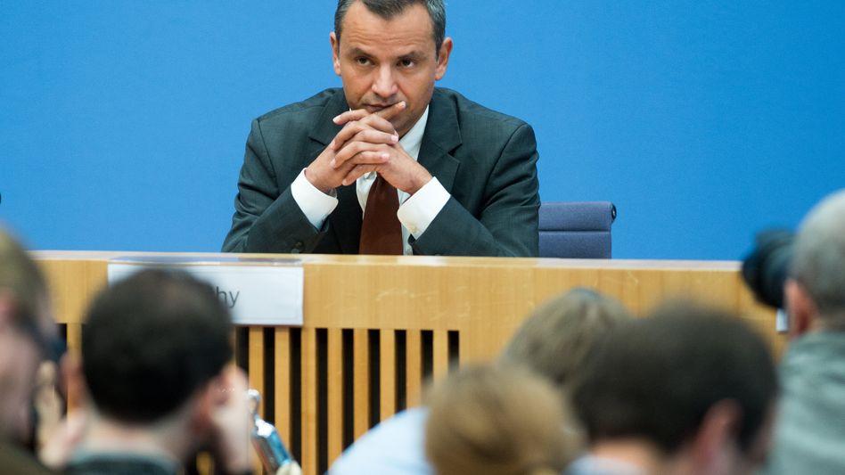 Ex-Abgeordneter Edathy in der Bundespressekonferenz: Ein Rückblick