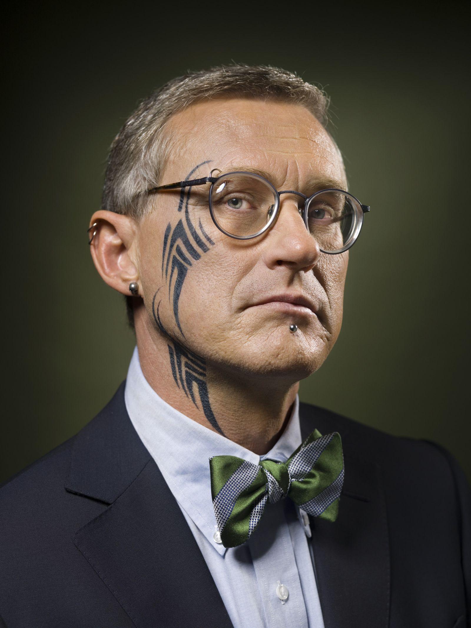 NICHT MEHR VERWENDEN! - EINMALIGE VERWENDUNG KaSP Manager Punk Tattoo SYMBOLBILD