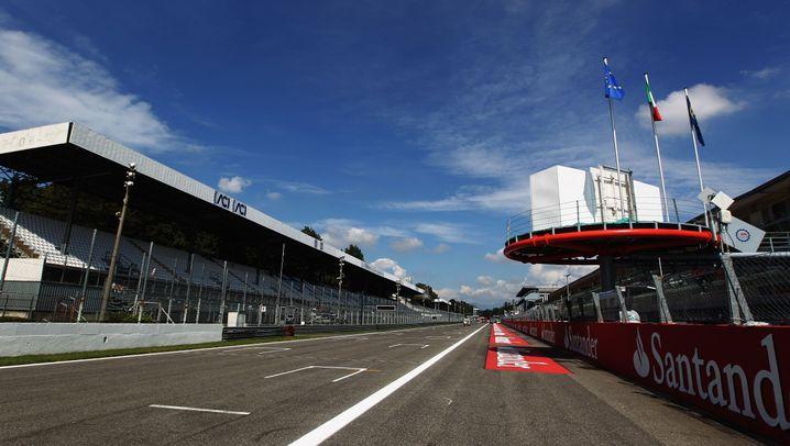1000. Rennen: Die Formel 1 feiert Jubiläum
