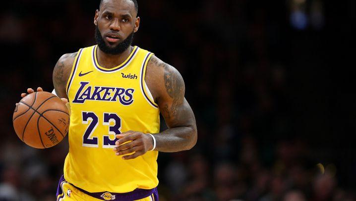 """Forbes"": Die zehn bestverdienenden NBA-Spieler"