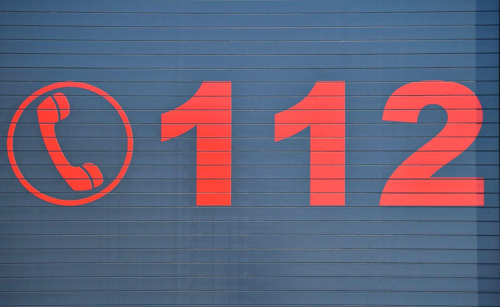 Notruf 112