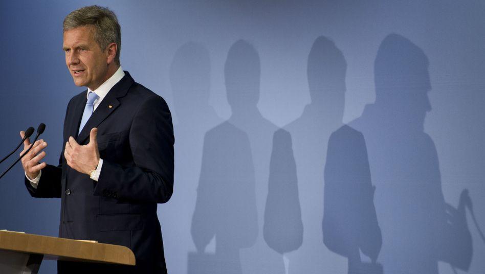Exbundespräsident Wulff: Zwei Drittel der Deutschen begrüßen seinen Rücktritt