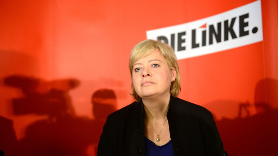 Gesine Lötzsch: Union wehrt sich gegen sie als Ausschuss-Chefin