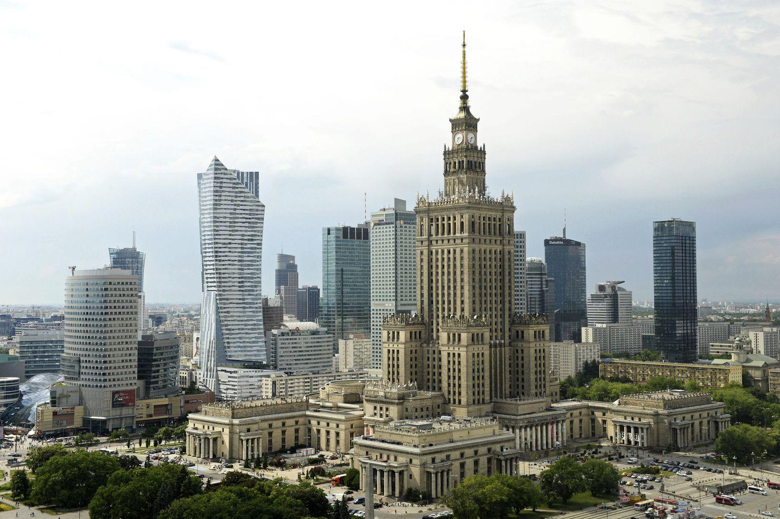 Polen Warschau