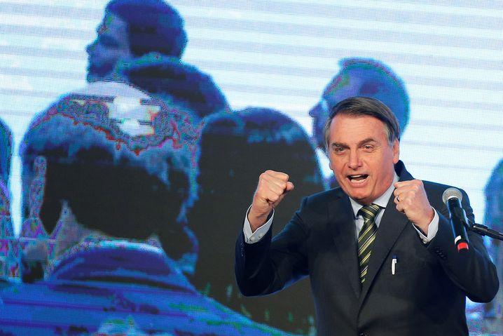 Jair Bolsonaro: Krude Theorien, keine Belege