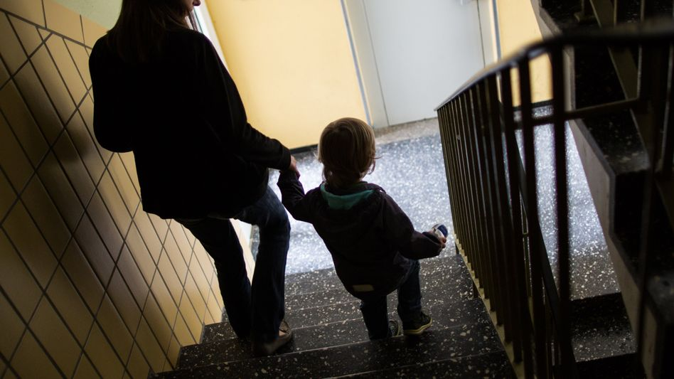 Mutter mit Kind (in Dortmund)