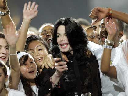 Popstar Jackson: Millionenschwerer Abhör-Künstler