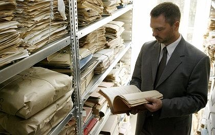 Detailed files were kept on thousands of East Germans.