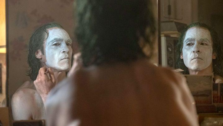 "Joaquin Phoenix als ""Joker"": Mit dem Clown kamen die Qualen"