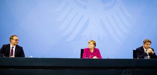 Corona-Beschlüsse von Angela Merkel und den Ministerpräsidenten: Die Corona-Wette