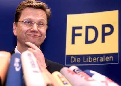 """FDP-Chef Westerwelle: """"Empfehle ihm, einen Blick in die Geschichtsbücher zu werfen"""""""