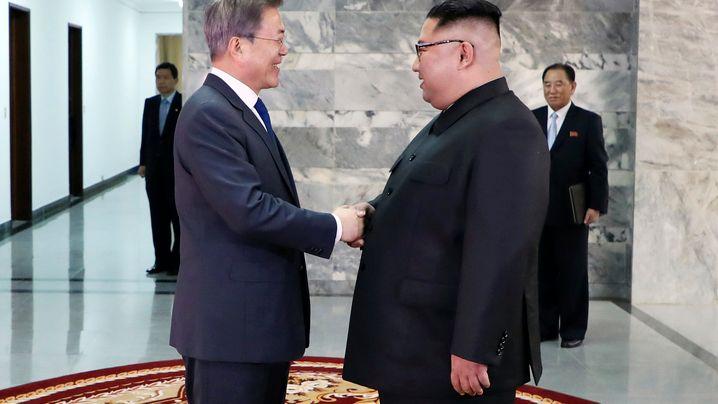 Korea-Gipfel: Zur Not dann eben ohne Trump