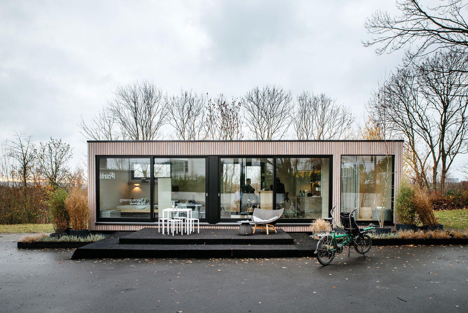 """EINMALIGE VERWENDUNG Tiny Houses für """"Spiegel Wissen"""""""