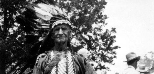 Wilder Westen: Der Deutsche, der bei Indianern aufwuchs