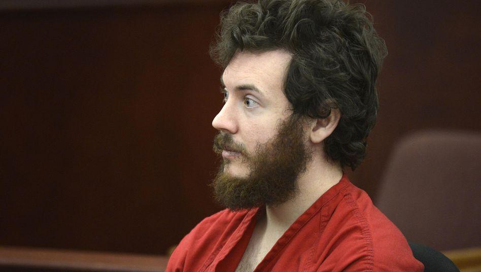 Kino-Attentat von Aurora: Staatsanwaltschaftstrebt Todesstrafe für James Holmes an