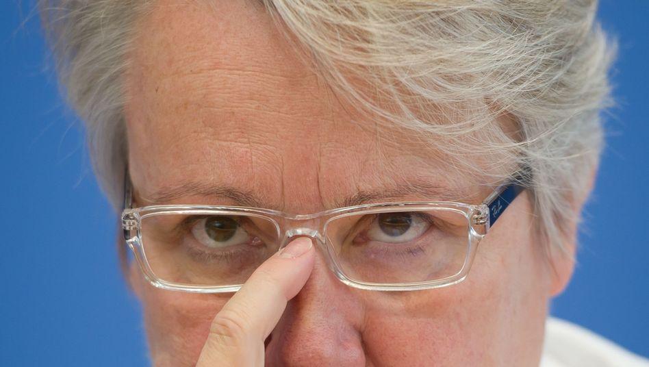 Annette Schavan: Vorwurf des Eigenplagiats