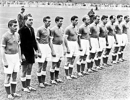 """Deutsche Nationalmannschaft 1954: """"Höchstens einen psychologischen Effekt"""""""