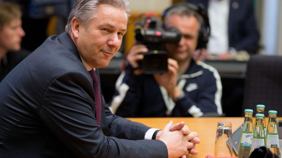Regierender Bürgermeister Wowereit: Rehabilitation angestrebt
