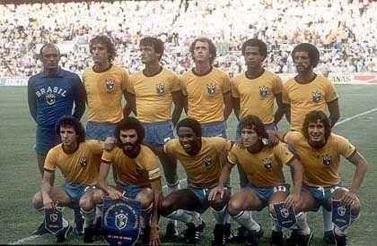 Gescheiterte Seleção (vor dem WM-Spiel 1982 gegen Italien): Abgesang auf eine ganze Generation