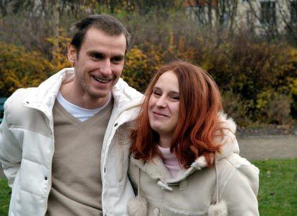 Haben vier gemeinsame Kinder: Das Geschwisterpaar Patrick und Susan aus Leipzig