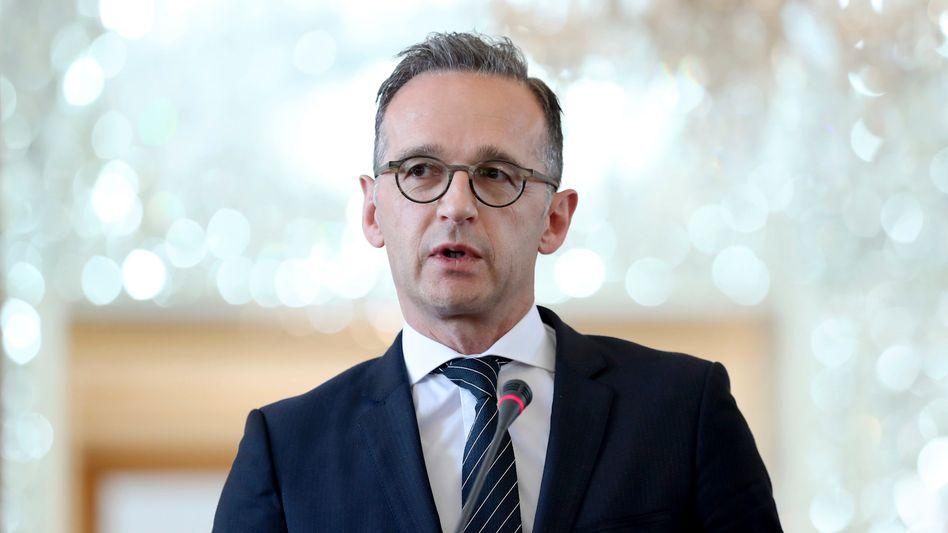 """Heiko Maas in Teheran: Das Atomabkommen sei für Europa aus Sicherheitsgründen """"außerordentlich wichtig"""""""
