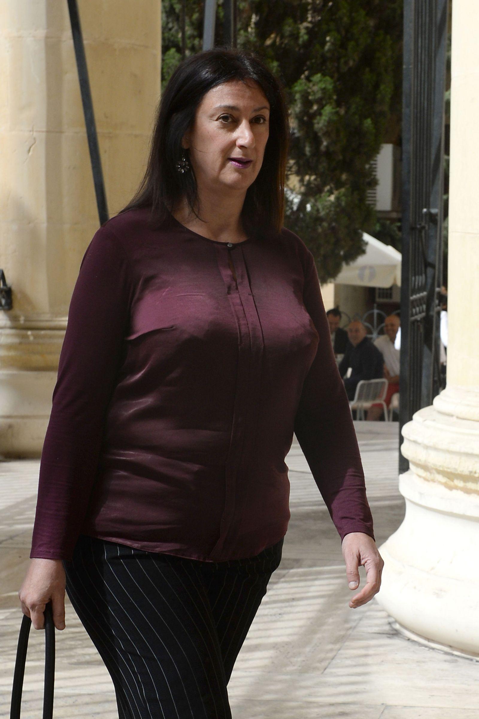 Daphne Capuana Galizia