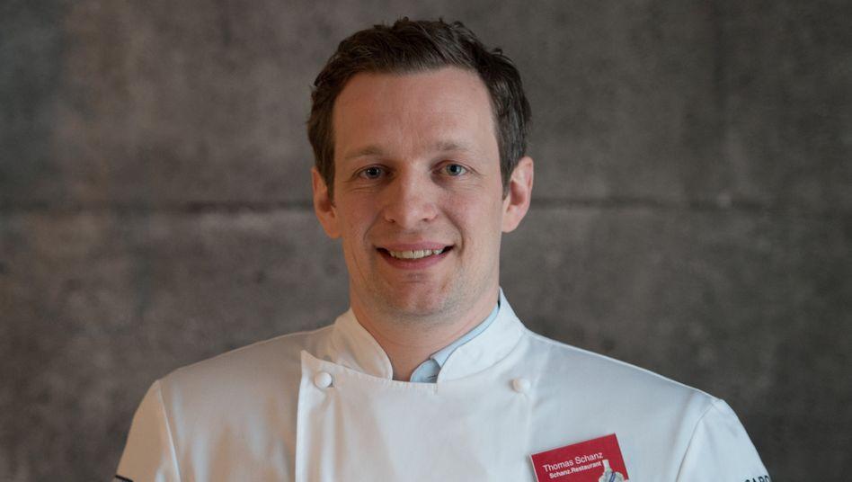 »Koch des Jahres« Thomas Schanz