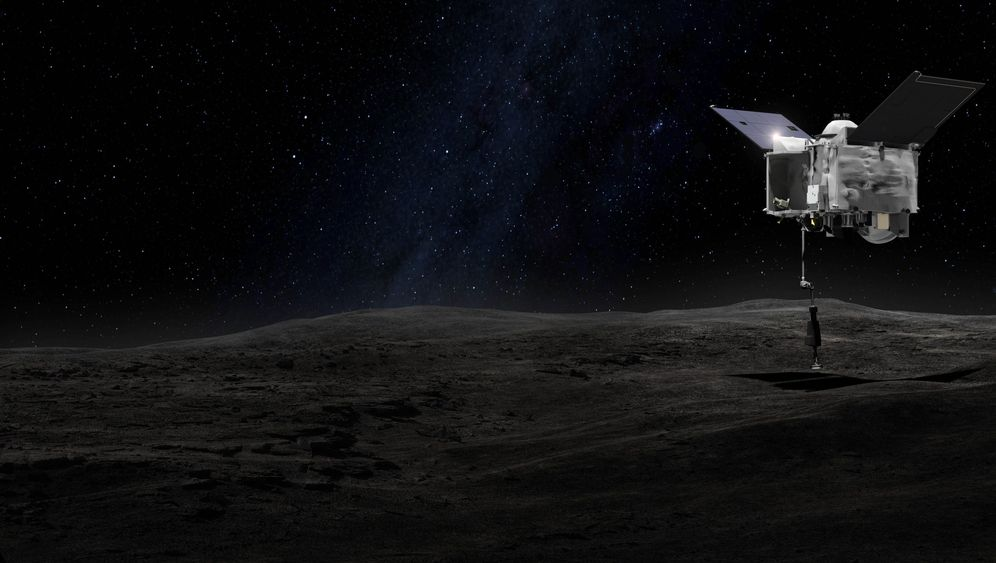 """Nasa-Mission """"Osiris-Rex"""": Another one picks the dust"""