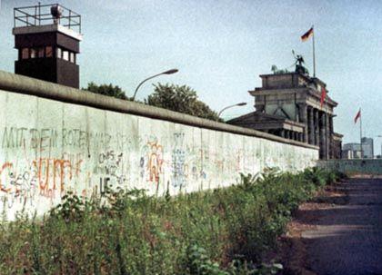 Berliner Mauer (1984): Für NRW-Schüler spielt das Thema DDR kaum eine Rolle