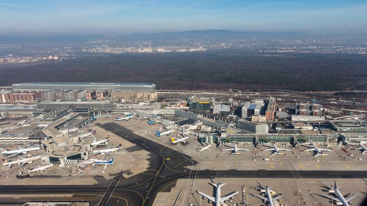 Fotostrecke: Flickr-Motive am Frankfurter Flughafen
