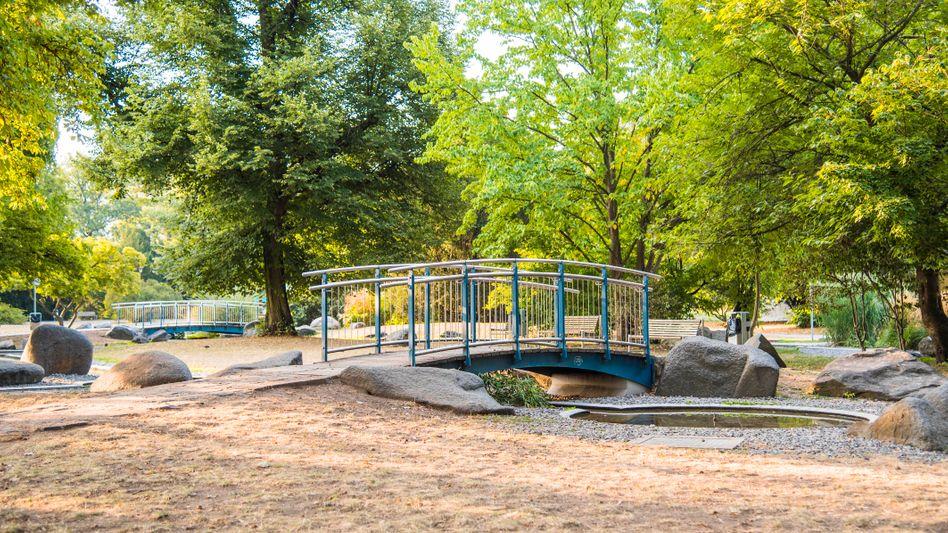 Der Nürnberger Stadtpark