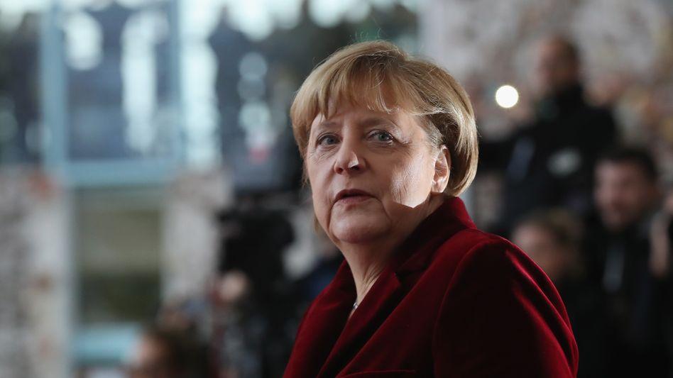 Kanzlerin und CDU-Chefin Angela Merkel