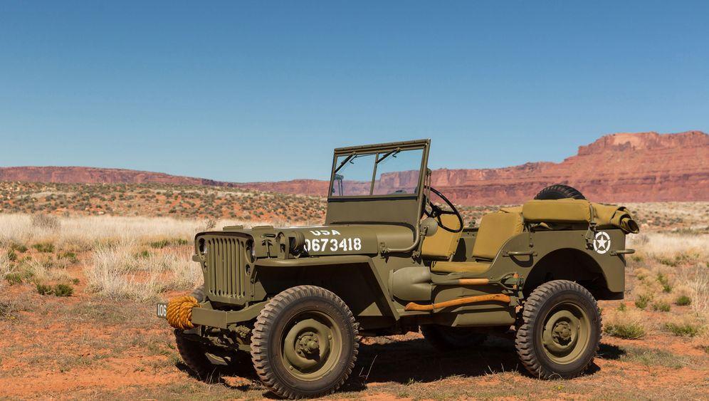 Jeep-Jubiläum: Es gibt ein Durchkommen