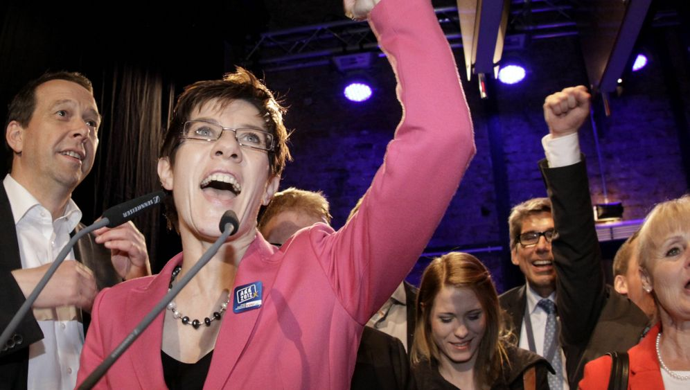 Photo Gallery: Conservatives Win in Saarland