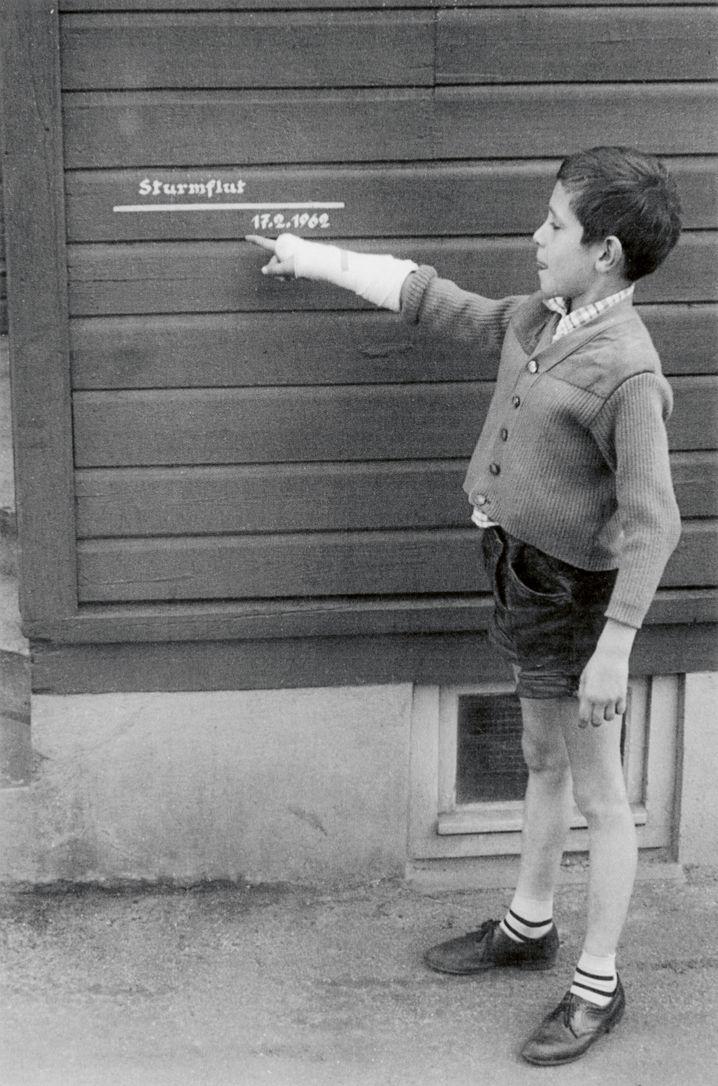 Jan Fedder als Kind