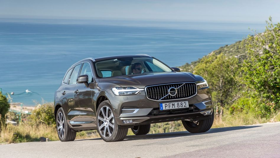 Top-Seller in Schweden: Volvo XC 60