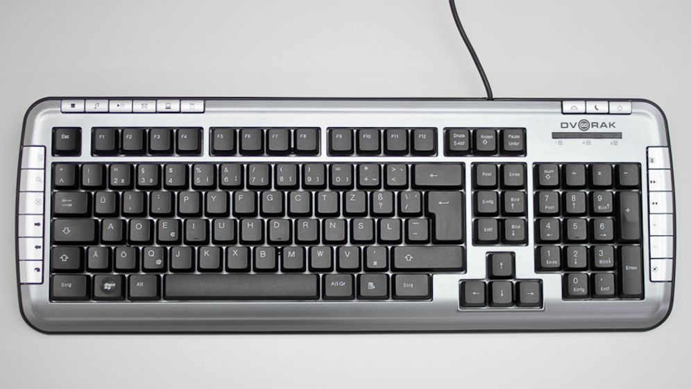 Tastaturen: Tippe lieber ungewöhnlich