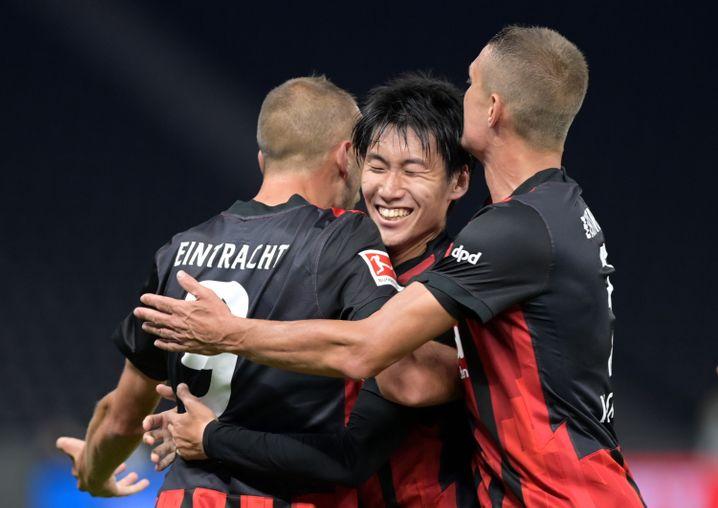 Im Herzen des Teams: Kamada gehört in den Mittelpunkt