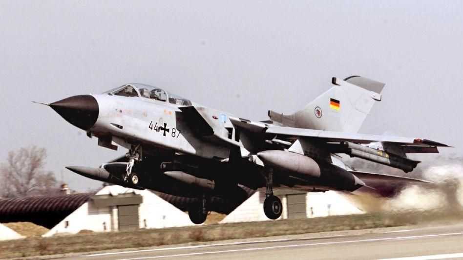 """""""Tornado"""" der Luftwaffe im Einsatz: Es ist und bliebt ein Kriegseinsatz"""