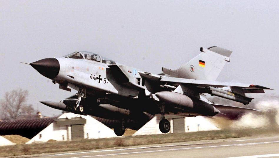 """""""Tornado"""" der Luftwaffe im Einsatz: Wo soll das alles enden?"""