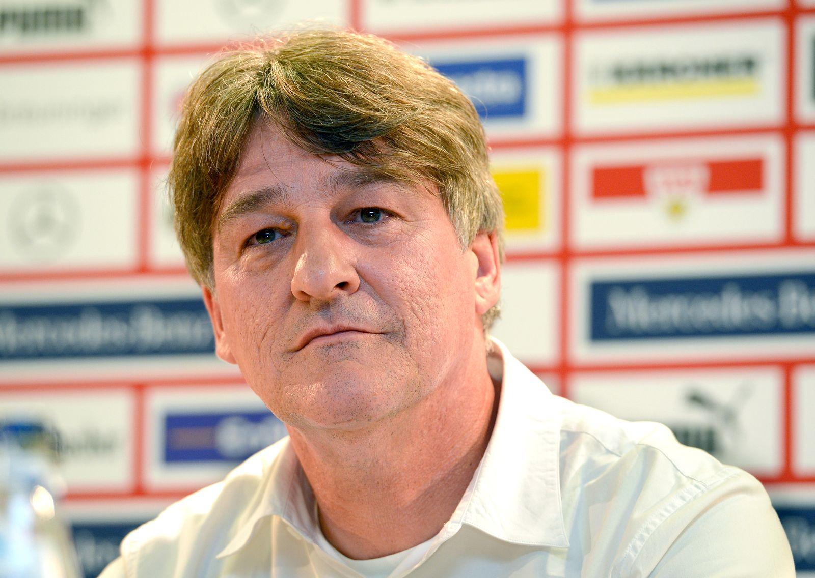 VfB Stuttgart - Pk mit Bernd Wahler