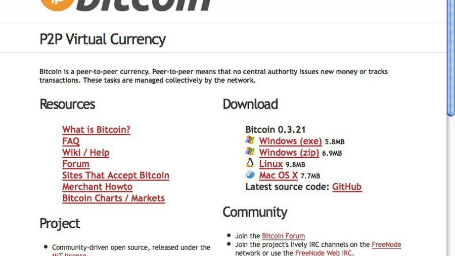 Virtuelle Währung Bitcoin: Anonymes Wechselgeld im Internet