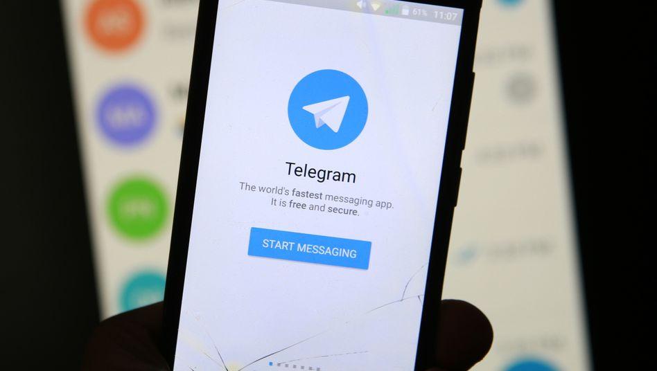 Kommunikations-App Telegram: Beliebtes Tool unter Verschwörungsgläubigen
