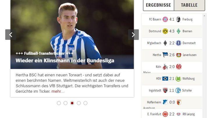 Fotostrecke: Unbestechlich: Der neue Spielerindex für die Bundesliga