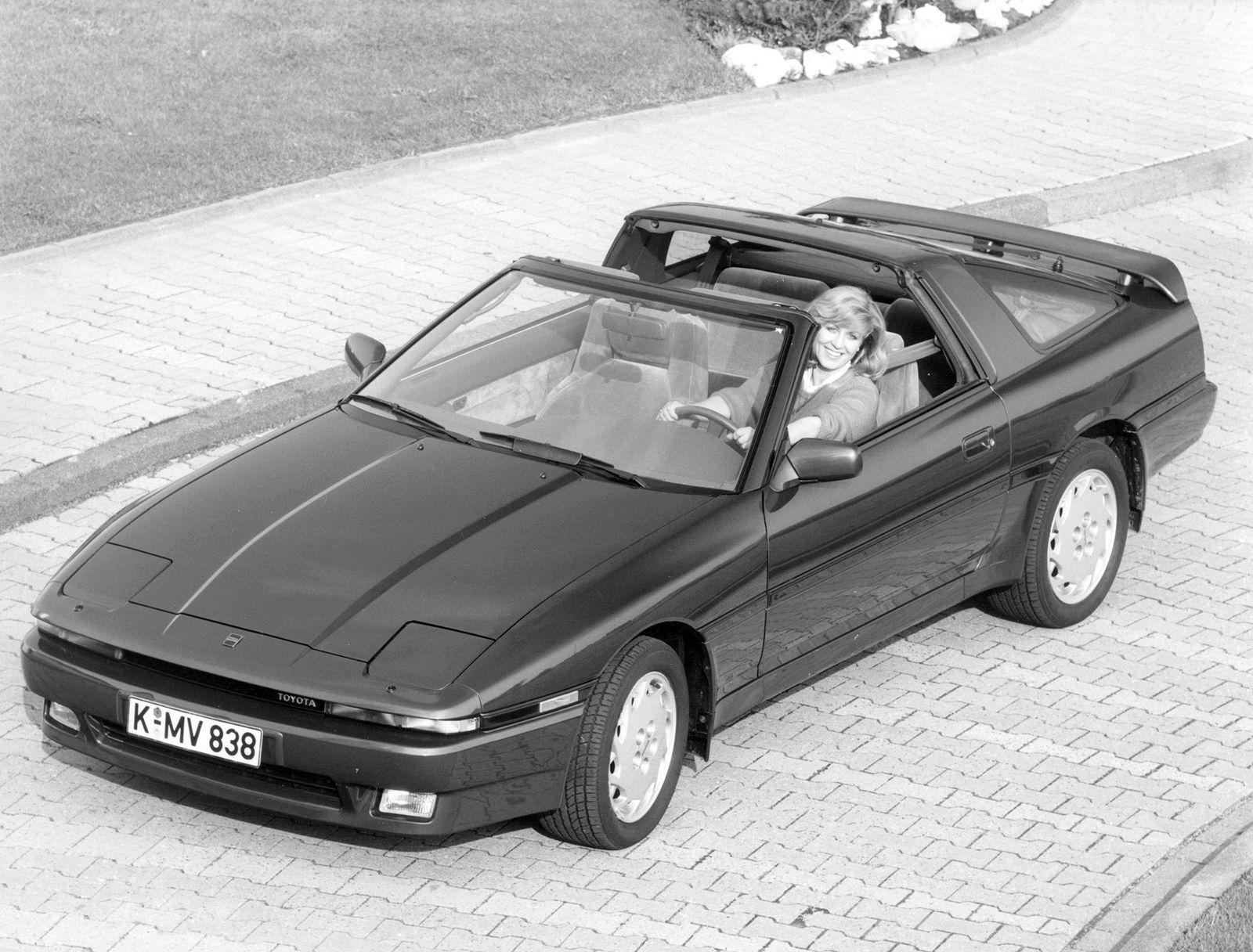 1987 / Toyota Supra Turbo 30i