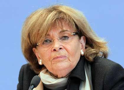 "Zentralrats-Präsidentin Knobloch: ""Wer sich Integrationsmaßnahmen widersetzt, muss das Land verlassen"""