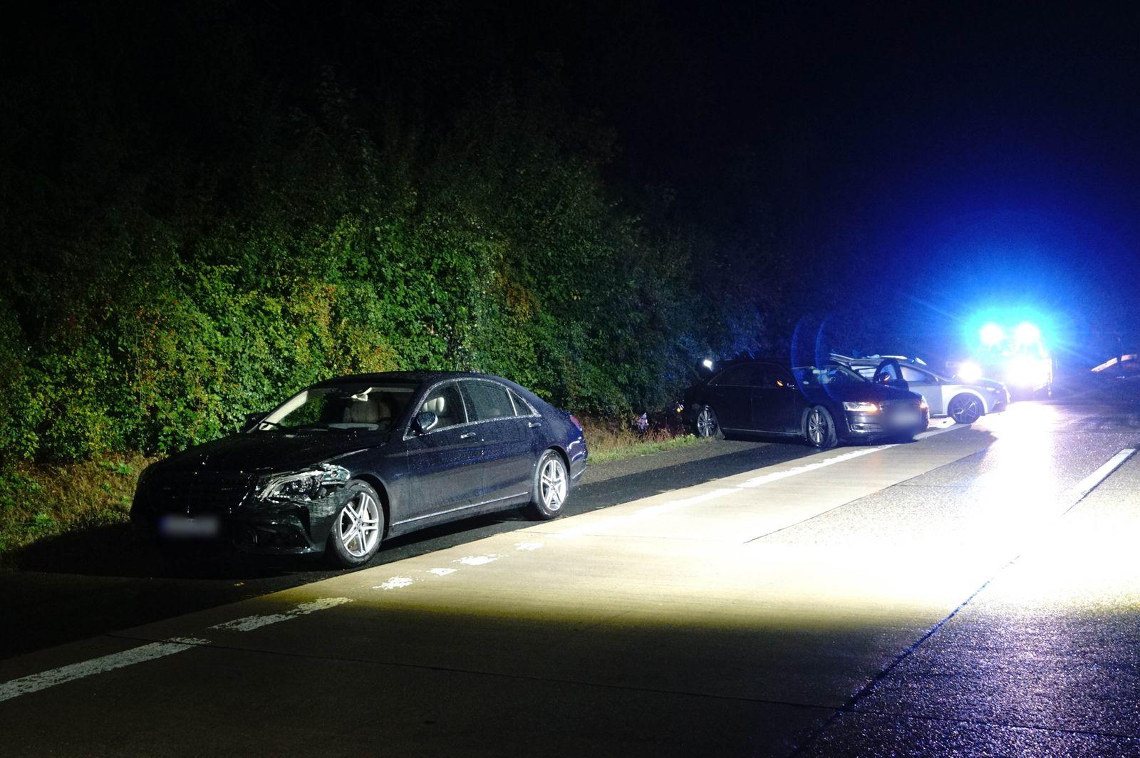 Kretschmann in Autounfall verwickelt