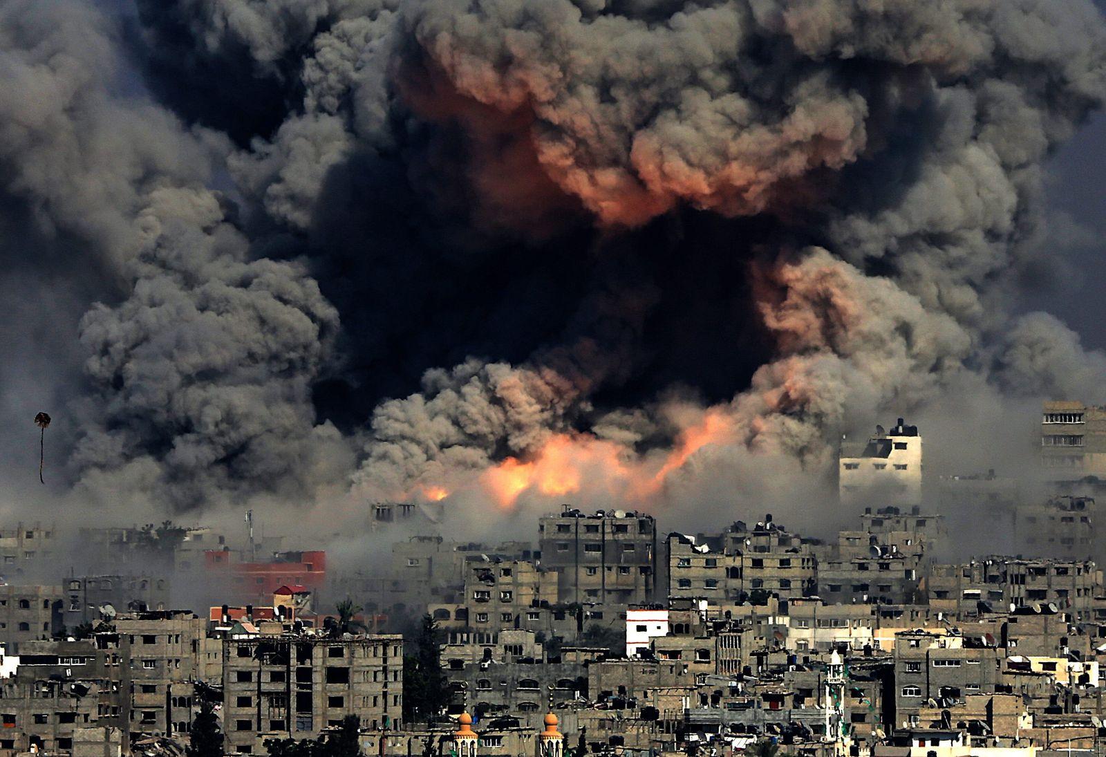 Jahresrückblick 2014 - Israel/Gaza Konflikt