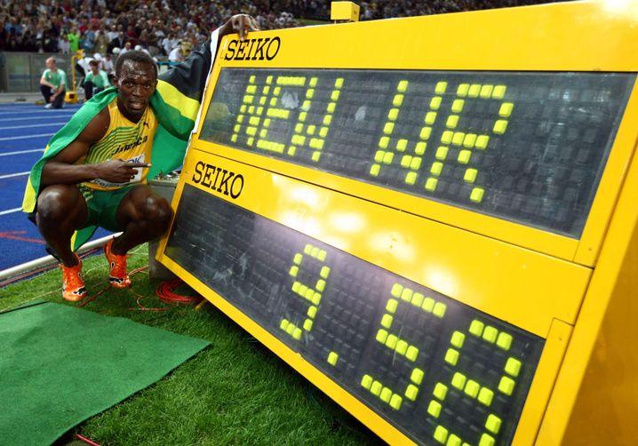 Weltrekordler Bolt: Man soll sich hüten vor vorschnellen Urteilen