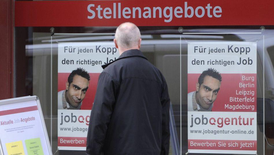 """Jobmarkt: """"Wenn keine Arbeit da ist, kann keine verteilt werden"""